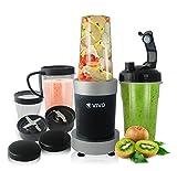 ViVo© Professional 900W 11pc Blizzard Multi Vegetable Fruit Blender Food Processor