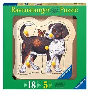 Ravensburger - 03662 2 - Il Cagnolino e la Farfalla