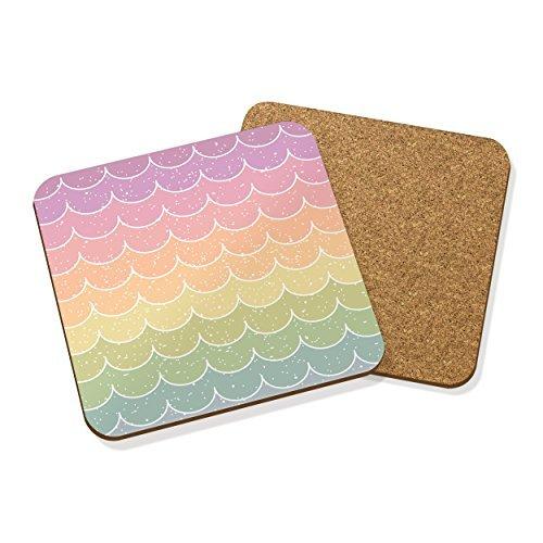 pastel-arcoiris-nubes-bebidas-posavasos-felpudo-corcho-cuadrado-juego-x-4-rosa-azul-amarillo