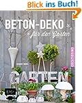 Beton-Deko für den Garten (Creatissimo)