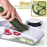 Lifewit Mandoline Slicer Gemüsehobel Gemüseschneider 5 in...