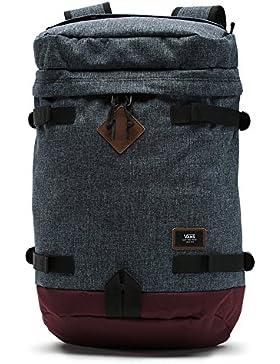 Vans Clamber Backpack - Heather Black / Port Royale
