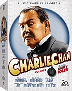 Charlie Chan Collection 5 [Import USA Zone 1]