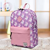 Kids Unicorn Backpack, Childrens Backpack Girls School Backpack with Chest Buckle