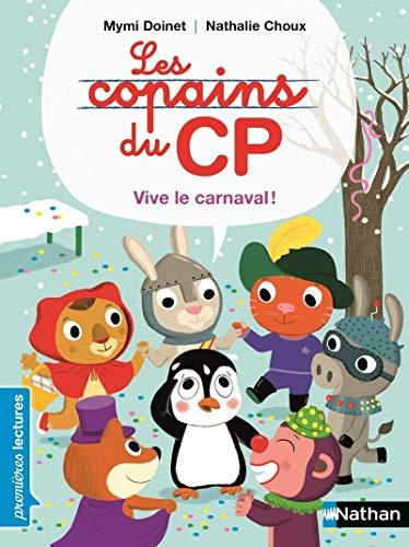 Les copains du CP. Vive le carnaval