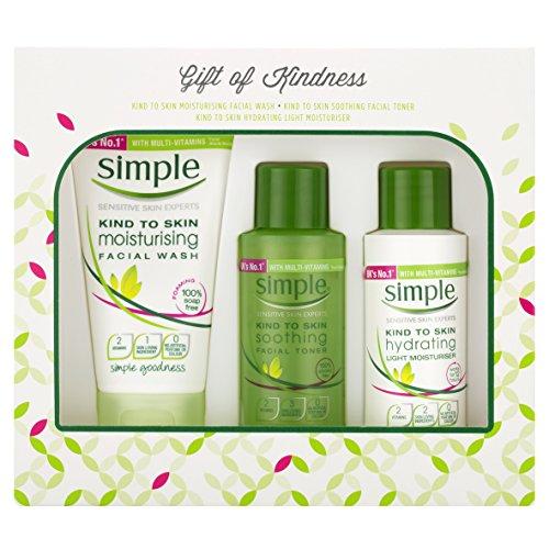 simple-gift-of-kindness-set-con-3-prodotti-per-la-cura-del-viso-detergente-tonico-e-crema-idratante