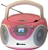 Roadstar CDR-4230MP/BK - Reproductor de música