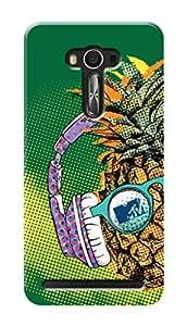 MTV Gone Case Mobile Cover for Asus Zenfone Selfie ZD551KL