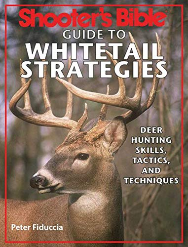 Shooter's Bible Guide to Whitetail Strategies: Deer Hunting Skills, Tactics, and Techniques Camp Vest