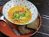 Low Carb Chinesische Hähnchen Kokos Suppe
