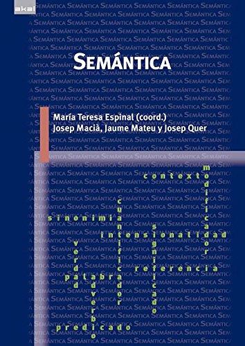 Semántica (Lingüística)