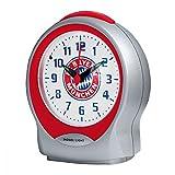 FC Bayern München Wecker / Uhr Emblem - plus gratis Lesezeichen