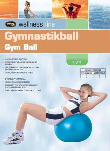 Body Coach Gymnastik-Ball, 75 cm Durchmesser -