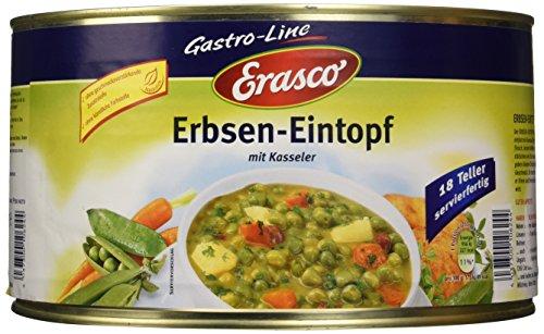 Erasco Erbsen-Eintopf, 1er Pack (1 x 4.6 kg)