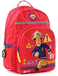 Preisvergleich für Unbekannt Feuerwehrmann Sam 900–8345Service Premium Junior Rucksack, 30cm