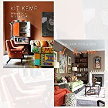 every room tells a story and william yeoward at home 2 books bundle collection elegant living in town and country by kit kemp