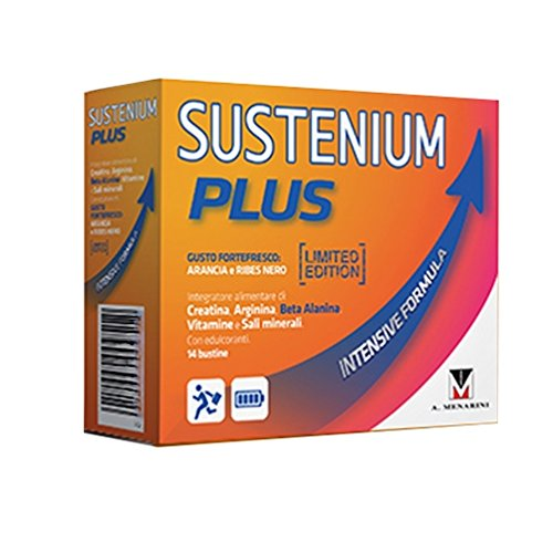 SUSTENIUM PLUS LIMIT EDITION