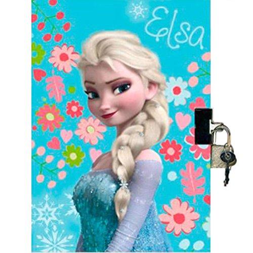 Frozen diario segreto con lucchetto