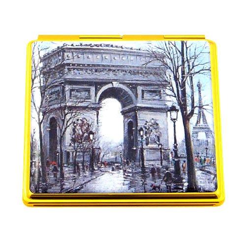 Souvenirs de France - Miroir Paris Arc de Triomphe