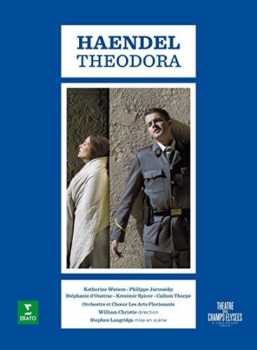 Händel - Theodora [2 DVDs]