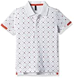 #8: United Colors of Benetton Baby Boys' Polo (17P3089C0011I_902_White_2Y)