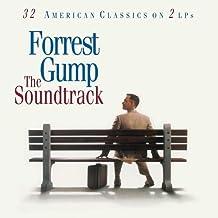 Forrest Gump [180 gm 2LP] Black Vinyl [Vinilo]