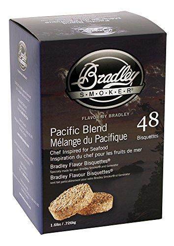 Bradley-Smoker-BTPB48-Pacific-Blend-Bisquetten-48-Pack