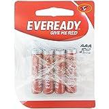 #1: Eveready Batteries - AAA, 4N Pack