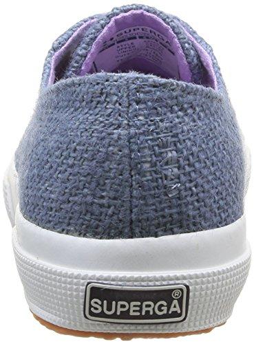 Superga 2750 Jutau, Unisex-Erwachsene High-Top Sneaker Blau (A07A Avio)