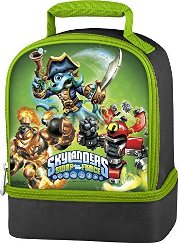 Skylanders Swap-Force Dual Compartment Lunch Bag by Skylander Swap Force