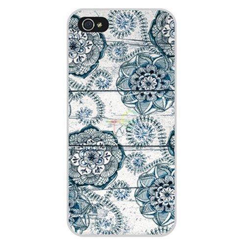 D9Q Kunst Muster Back Cover Hard Case Kunststoff Protector Haut Schild hülle für iPhone 5S 5 (CTV-B) !Farbe 18