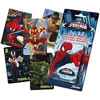 Spiderman Cartes
