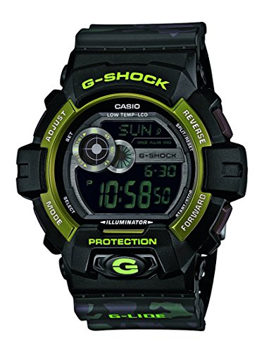 Casio G-Shock GLS-8900CM-1ER - Orologio da Polso Unisex