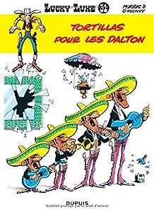 """Afficher """"Lucky Luke (ed. Dupuis) n° 31 Tortillas pour les Dalton"""""""