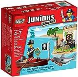 LEGO Juniors 10679: Pirate Treasure Hunt