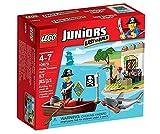 LEGO Juniors - 10679 - Jeu De Construction - La Chasse Au Trésor Des Pirates...