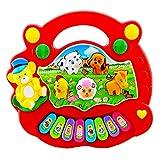 Demarkt Piano Música Juguete niños Música Educación Piano Dibujos...