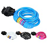 Diamond Sports Cable Bike Locks (Blue) - Best Reviews Guide