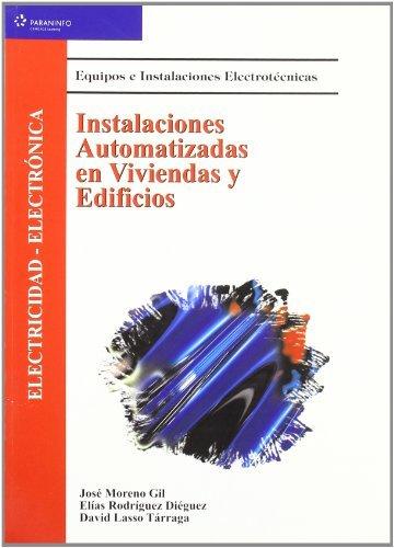 Instalaciones automatizadas en viviendas y edificios