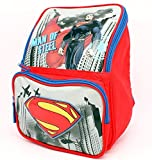 Zaino Asilo Rosso Superman Kids