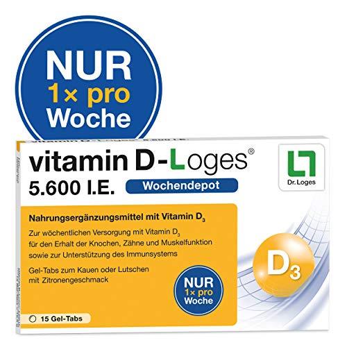 vitamin D-Loges...