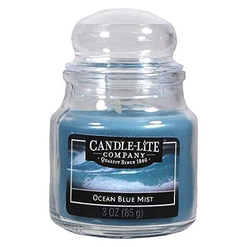 Candle-Lite Company Small Jar - Ocean Blue Mist