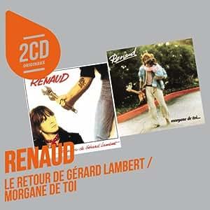 Le Retour De Gérard Lambert / Morgane De Toi (Coffret 2 CD)