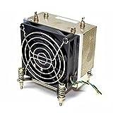 Radkühler Lüfter Dissipator CPU HP 453580-001 4-polig XW4550 XW4600