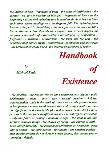Handbook of Existence (English Edition)