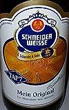 Schneider Weisse Hefe-Weizenbier (0,5 l; 5,4% vol.)