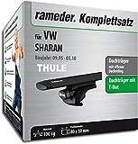 Rameder Komplettsatz, Dachträger WingBar EVO für VW Sharan (118344-01312-22)