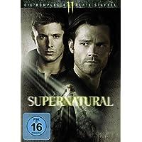 Supernatural: Die komplette 11. Staffel