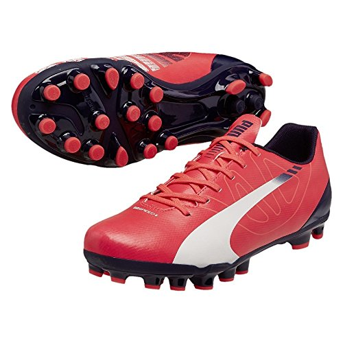 Puma Evospeed 5.3 Ag, Chaussures de football homme - Multicolore