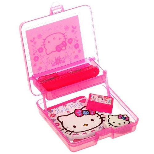 Hello Kitty Folksy - Kit de Bureau